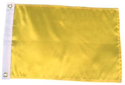 SOLID YELLOW FLAG