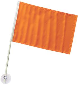 SKI FLAG - 12 X 18