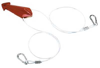 TOW HARNESS-COATED WIRE