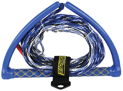 WAKEBOARD ROPE-65'-3 SECTION