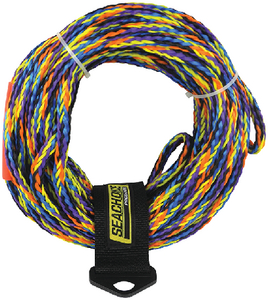 2 RIDER-TUBE TOW ROPE