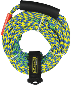 TUBE TOW ROPE-4 RIDER