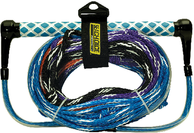4 SECTION SKI ROPE-75 FEET