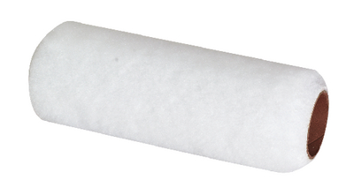 12  POLY   1/4  WHTE NAP ROLL