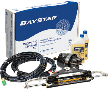 STEERING KIT-HYD BAYSTAR 20FT