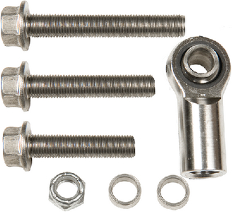 S/S ROD END KIT 1/2-20 THREAD