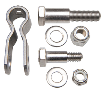 CLEVIS KIT LONG BOLT