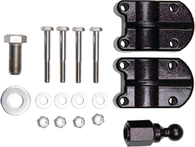 CLAMP BLOCK KIT SHORT POST