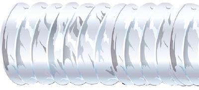 HOSE-VINYL VENT 3 X10' WHITE