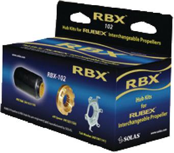 RUBEX HUB KIT 104