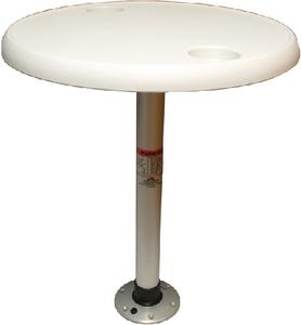 TABLE PKG- ROUND
