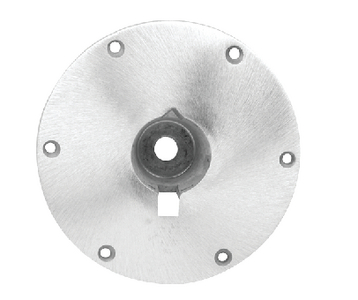 ALUMINUM WEDGE BASE PLATE