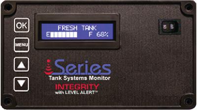 ACU-GAGE MONITOR LCD 4 TANK KI