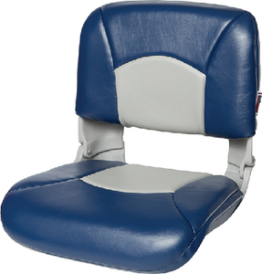 ALL-WEATHER GRAY SEAT-BLUE/