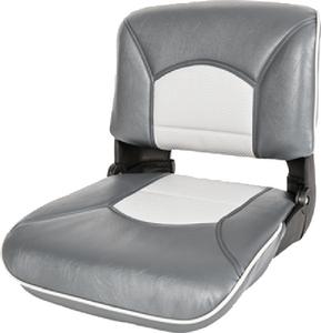 PROFILE BLACK SEAT-CHARCOAL/GR