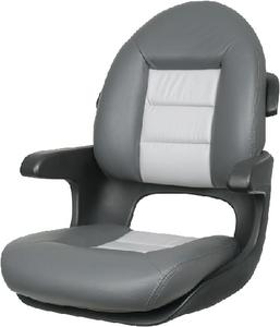 ELITE HI-BACK HELM SEAT CHAR