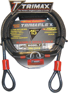 15'DUAL LOOP-MULTI USE CABLE