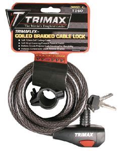 6'HIGH SECURITY CABLE LOCK