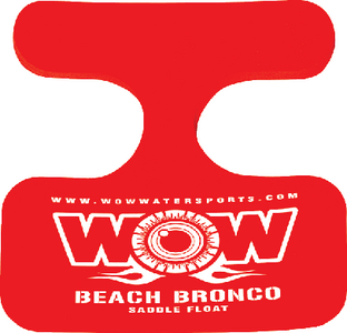 SADDLE BEACH BRONCO RED