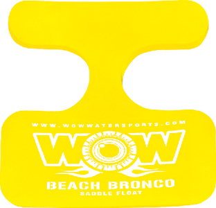 SADDLE BEACH BRONCO YELLOW