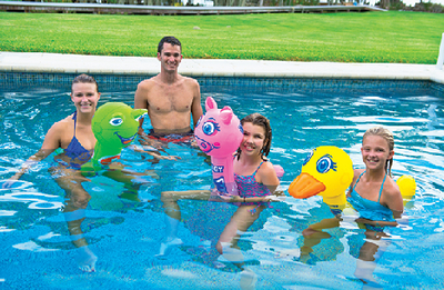 POOL PALS ASSORT DISPLAY 12/PK