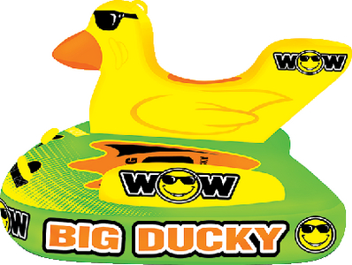 TOWABLE BIG DUCKY 3PERSON