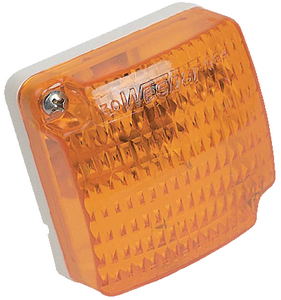 CLEARANCE LAMP AMBER STUD MNT