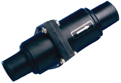 INLINE NON-RETURN VALVE 1-1/2