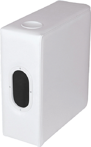 LEFT ARM REST WHITE
