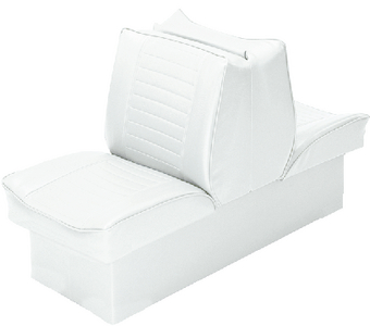 LOUNGE SLEEPER SEAT  WHITE