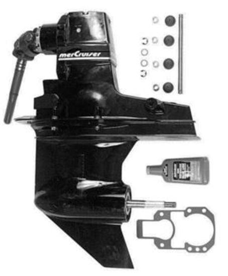 Mercury Mercruiser 5 5121200tp Sterndrive Alpha 1 Gen 2 1 47 Ratio Canadian Marine Parts